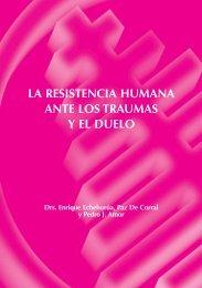 la resistencia humana ante los traumas y el duelo - Paliativos Sin