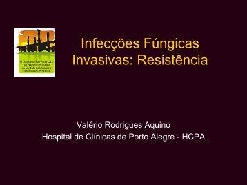 Infecções Fúngicas Invasivas: Resistência - AB Eventos