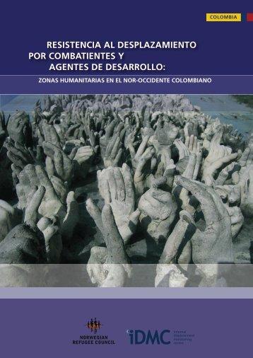 resistencia al desplazamiento por combatientes y agentes de ...