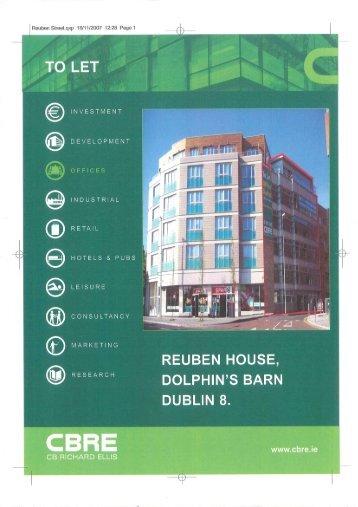 REUBEN HOUSE, DOLPHIN'S BARN DUBLIN 8. - MyHome.ie