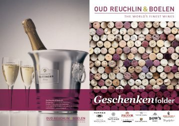 Download hier de folder - Oud Reuchlin & Boelen