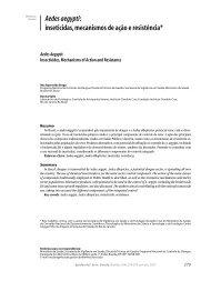 Aedes aegypti: inseticidas, mecanismos de ação e resistência*
