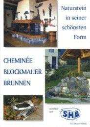 'm - SHB Steinbruch + Hartschotterwerk Blausee – Mitholz AG