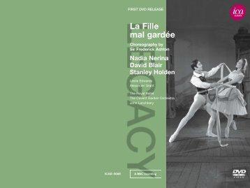 La Fille mal gardée - International Classical Artists