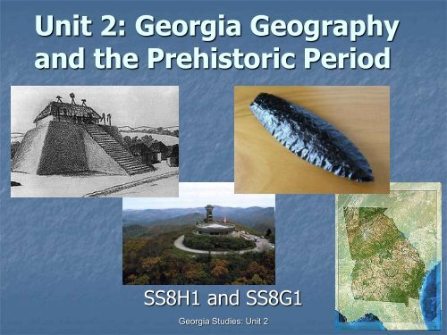 Unit 2 PowerPoint - Paulding County Schools