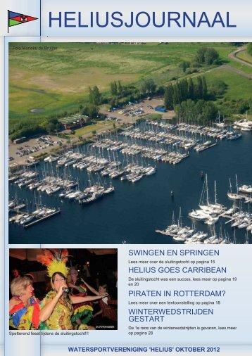HELIUSJOURNAAL - Watersportvereniging HELIUS