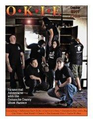 October 2011 FREE - OKIE Magazine