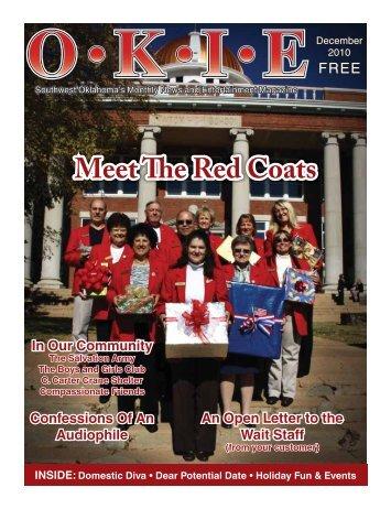 Southwest Oklahoma's Monthly News and ... - OKIE Magazine