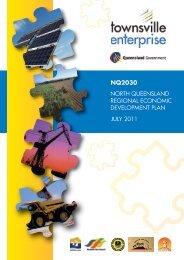 NQ2030 Plan - Townsville Enterprise