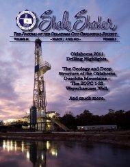 2011 Drilling Highlights - Oklahoma Geological Survey - University ...