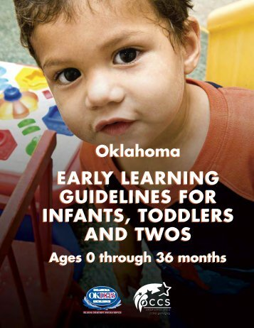 Oklahoma Early Learning Guidelines for Infants, Toddlers and Twos
