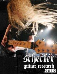 2012 Schecter catalog - Jedistar