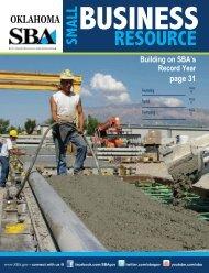 Oklahoma Small Business Resource Guide - SBA