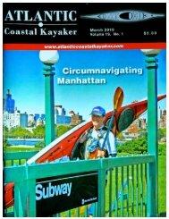 NYC Kayak 2009B - Ct Coastal Kayaking