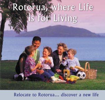 Rotorua - Web Design in Gisborne