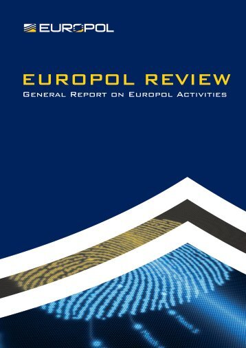 General report on europol Activities - Europa