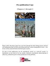 Pre-publication Copy Chapters 1 through 3 - Bad Request