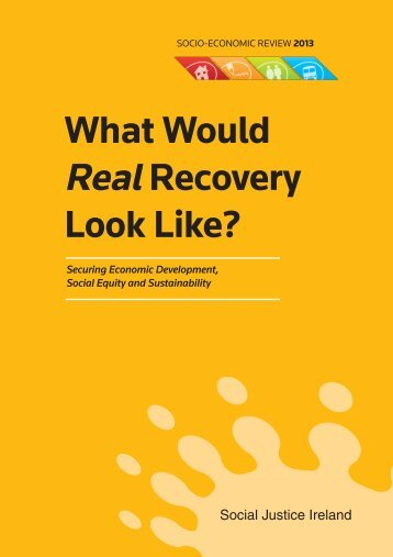 What Would Real Recovery Look Like?
