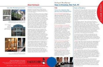Steps on Broadway Case Study - Harlequin Floors