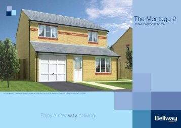 The Montagu 2 - Bellway Homes