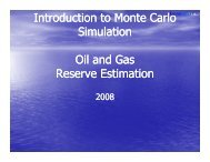 Download Monte Carlo Oil And Gas Reserve Estimation - Lumenaut