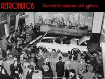 Corvette 60th - RetroAutos