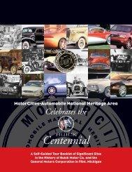 Buick Centennial Tour - MotorCities National Heritage Area