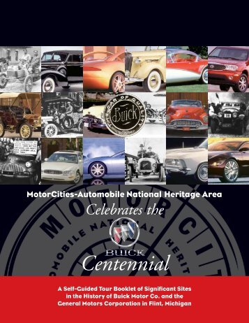 Buick Centennial Tour - MotorCities National Heritage Area
