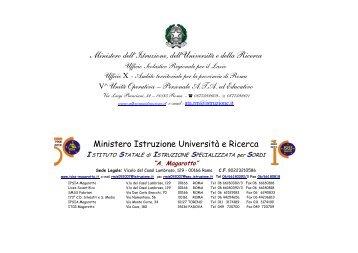 ATA - Ufficio X – Ambito Territoriale Provinciale di Roma