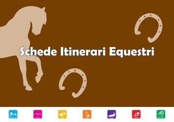 Schede Itinerari Equestri - Veneto Agricoltura