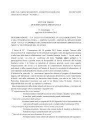 CIRC. N.9 - NIZZA MILLEFONTI - LINGOTTO ... - Città di Torino