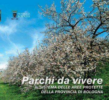Parchi da vivere - Provincia di Bologna