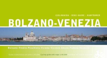 BOLZANO-VENEZIA - italia radreisen