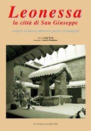 la città di San Giuseppe - Leonessa e il Suo Santo