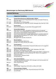 Bemerkungen_RG08_Internet - Gemeinde Sirnach