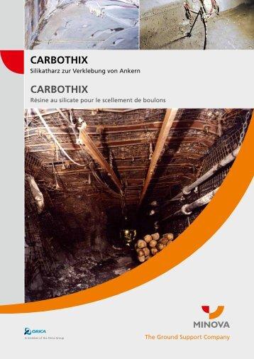 CARBOTHIX CARBOTHIX - Minova-ct