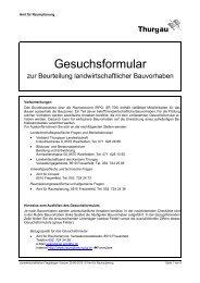 Landwirtschaftlicher_Fragebogen - Gemeinde Sirnach