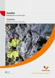 Swellex Swellex - Minova-ct