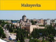 Makeyevka - Economic Development and Employment Promotion ...