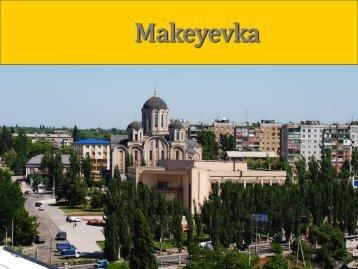 Makeyevka - Economic Development and Employment Promotion ...