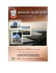 Makassar Dalam Angka 2010 - Pemerintah Kota Makassar