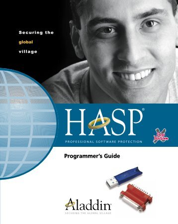 HASP4 Programmer's Guide - Ti-Soft