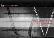 opere principali_Design_eng.qxd - Fondazione Franco Albini