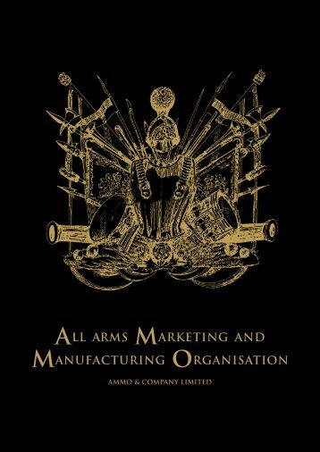 to download our ceremonial brochure - Ammo & Company
