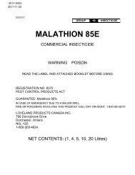 MALATHION 85E