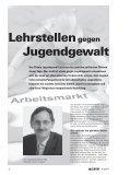 Lehrstellen gegen Jugendgewalt - KV Bern - Seite 2