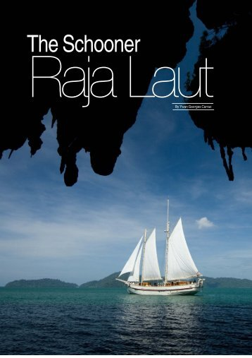 Sea Yachting 2011 - Raja Laut