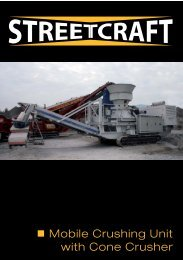Mobile Crushing Unit with Cone Crusher - skycraft.ch