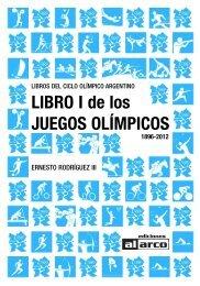 LIBRO I de los JUEGOS OLÍMPICOS