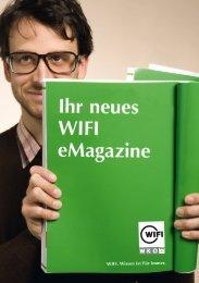 WIFI eMagazine Nr. 4